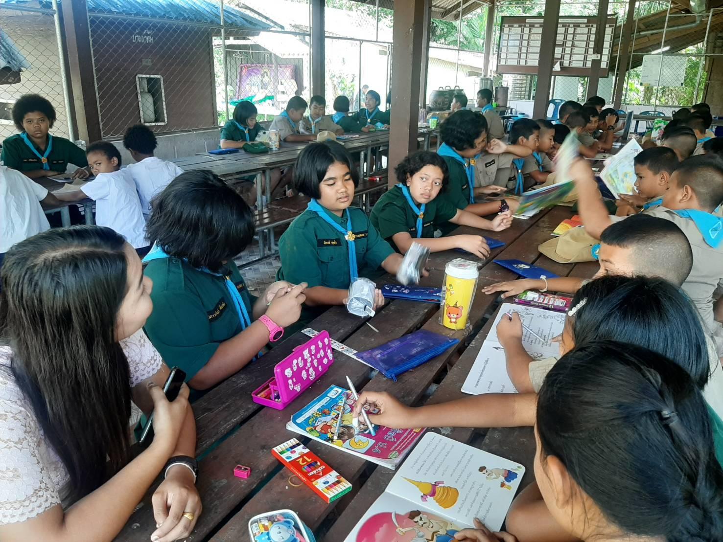 โครงการหอสมุดแห่งชาติสู่สถานศึกษาและชุมชน ประจำปี ๒๕๖๓ (ครั้งที่ ๑)
