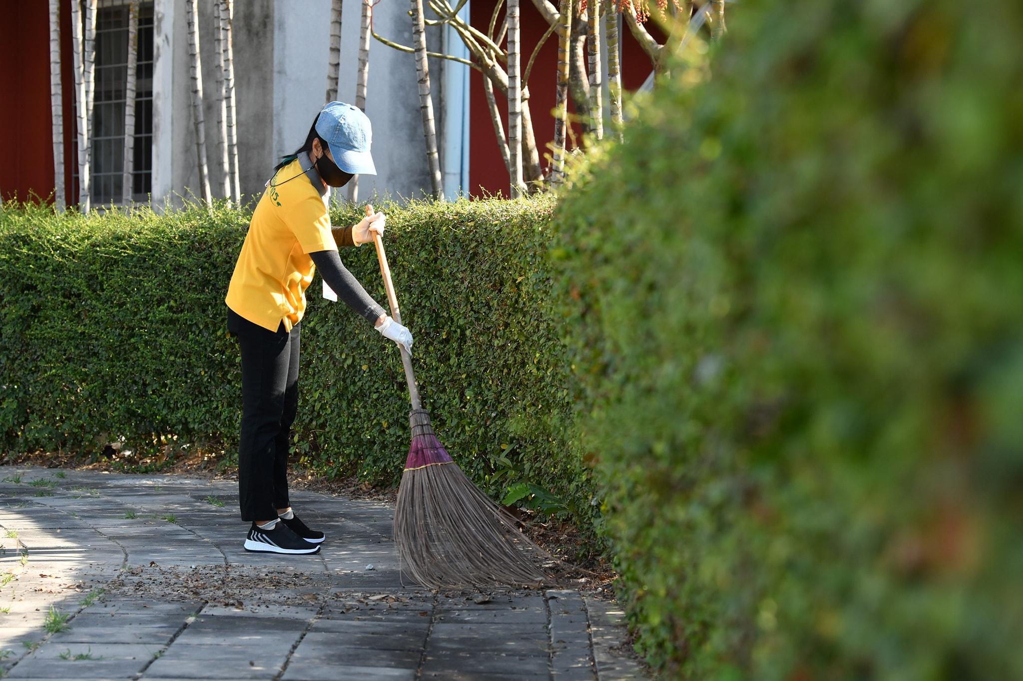 """กิจกรรม """"Big Cleaning Day"""""""