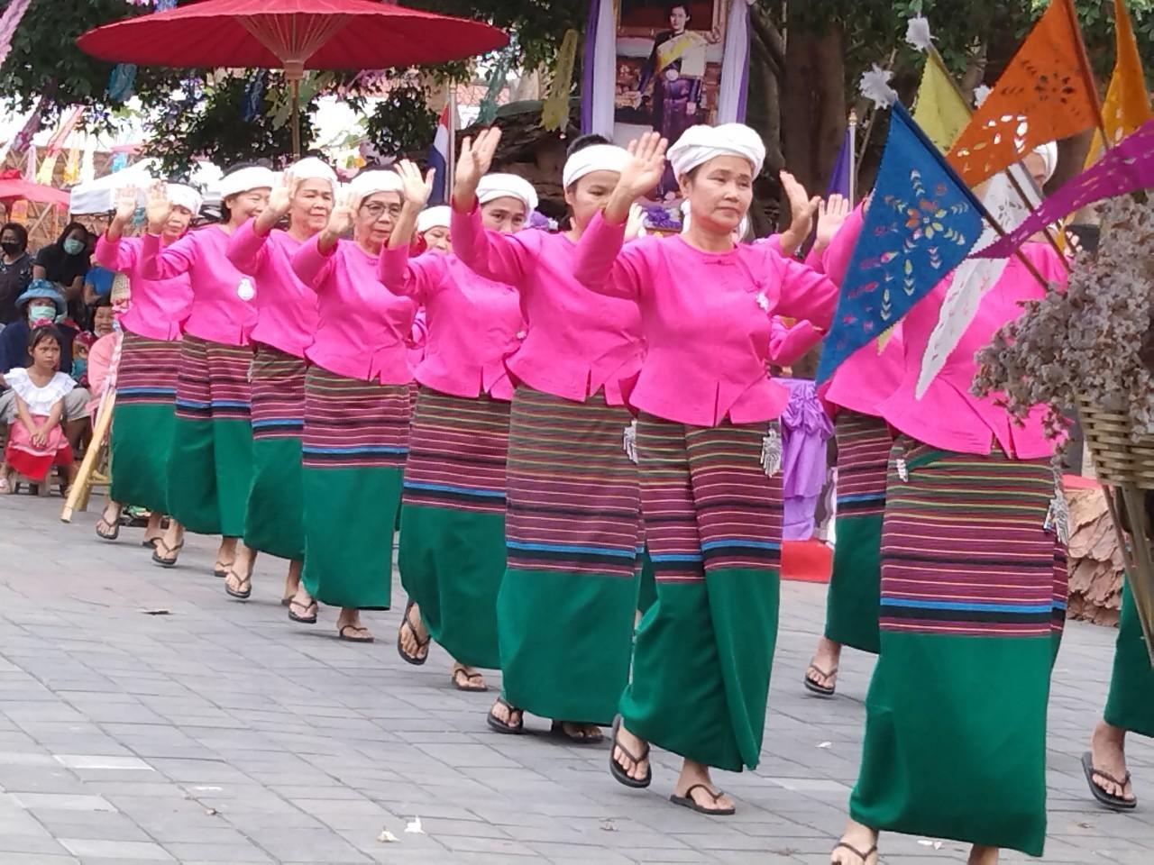 สำนักศิลปากรที่ ๗ เชียงใหม่ จัดกิจกรรม เนื่องในวันอนุรักษ์มรดกไทย พุทธศักราช ๒๕๖๔