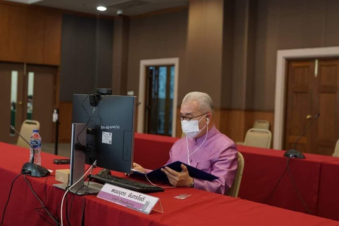บรรณารักษ์หอสมุดแห่งชาติรัชมังคลาภิเษก เชียงใหม่ เข้าร่วมการอบรมเชิงปฎิบัติการ เรื่อง  การพัฒนาเครือข่ายการใช้งานแอปพลิเคชันของหอสมุดแห่งชาติ