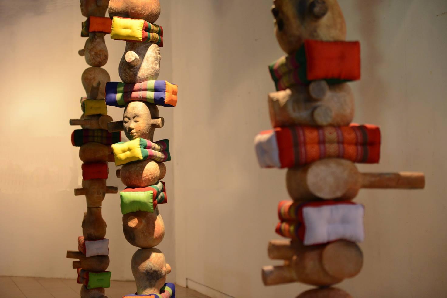 ศิลปกรรม 5 ศิลปิน : Behind 5 Artists